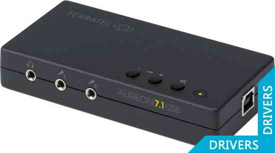 �������� ����� Terratec Aureon 7.1 USB