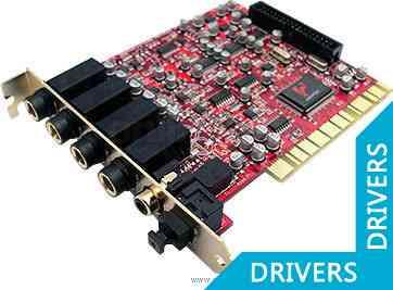 Звуковая карта Audiotrak MAYA44 MKII