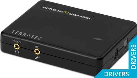 Звуковая карта Terratec Aureon 5.1 USB MK II