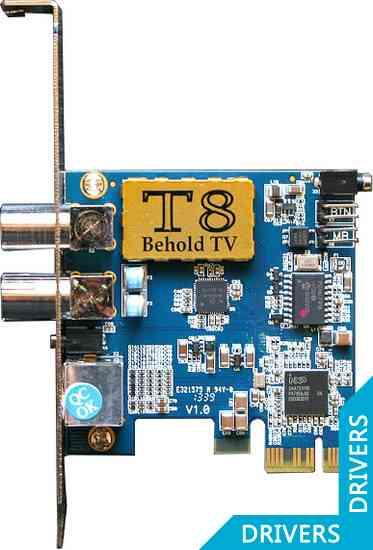 ��-����� Beholder TV T8