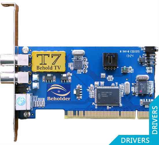 ��-����� Beholder TV T7