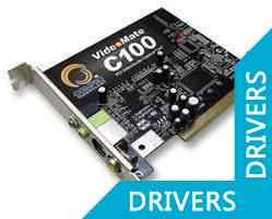 ��-����� Compro VideoMate C100