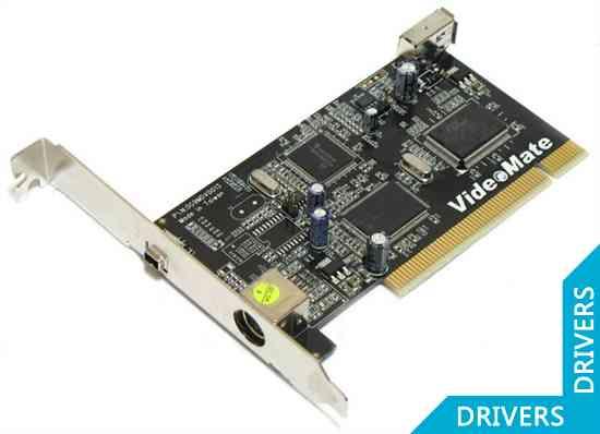 ��-����� Compro VideoMate C500