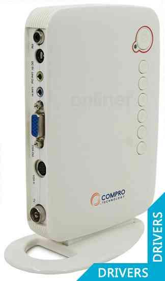 ТВ-тюнер Compro VideoMate V220