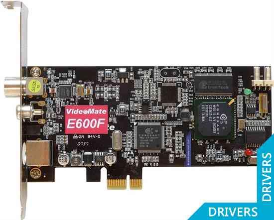 ТВ-тюнер Compro VideoMate Vista E600F