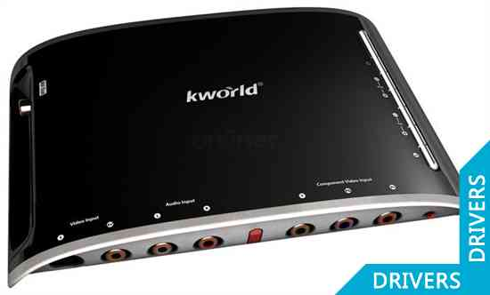 ТВ-тюнер KWorld Stand Alone TV BOX KW-TVEXT-SA233