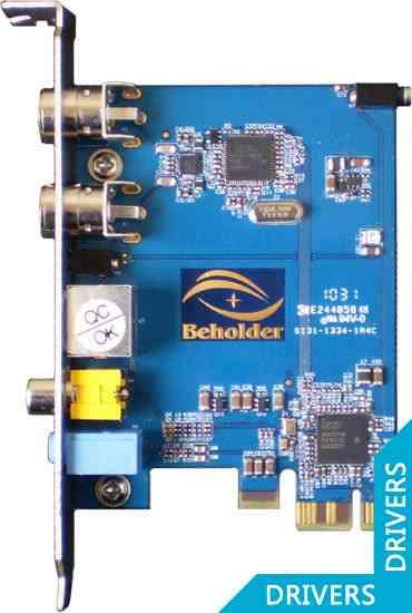 ТВ-тюнер Beholder Behold TV A85