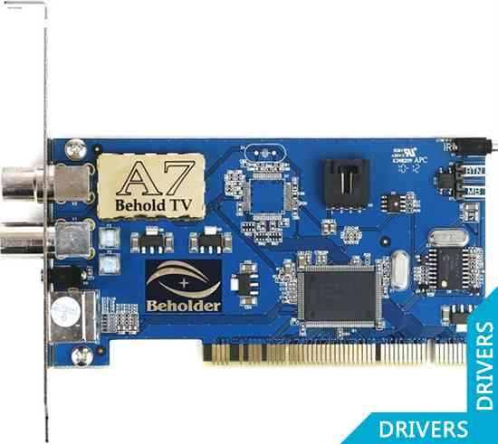 ТВ-тюнер Beholder Behold TV A7