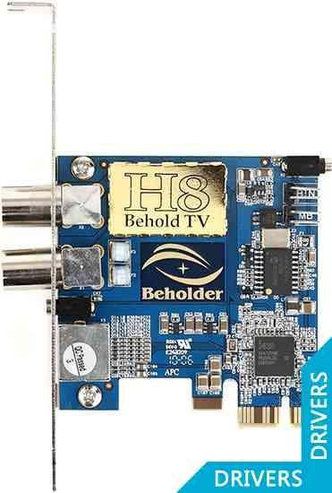 ТВ-тюнер Beholder Behold TV H8