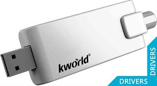 ТВ-тюнер KWorld USB Analog TV Stick Pro II (KW-UB490-A)
