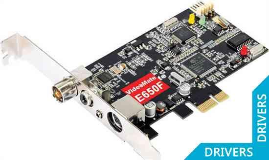 ��-����� Compro VideoMate Vista E650F