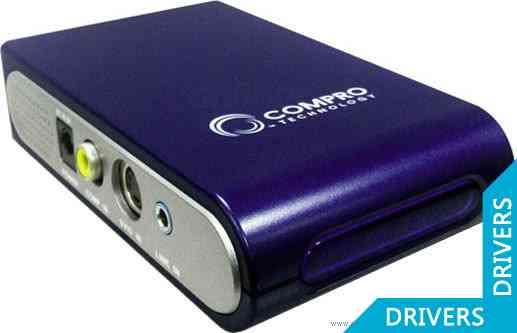 ��-����� Compro VideoMate Vista u750F