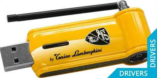 ТВ-тюнер KWorld Tonino Lamborghini