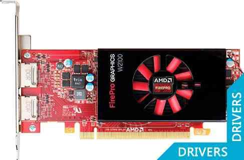 ���������� Sapphire FirePro W2100 2GB DDR3 (31004-50-40A)