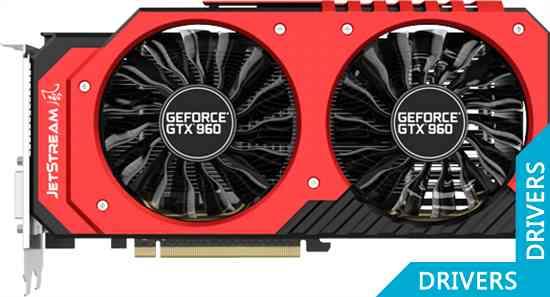 ���������� Palit GeForce GTX 960 Super Jet Stream GB GDDR5 (NE5X960T1041-2060J)