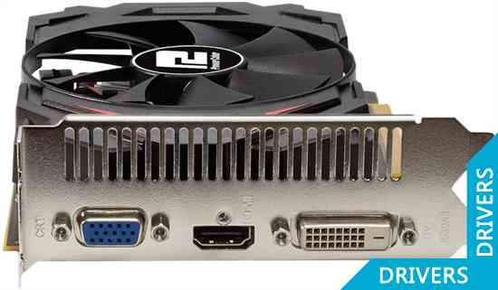 Видеокарта PowerColor R7 240 OC 1024MB GDDR5 V3 (AXR7 240 1GBD5-HV3E/OC)