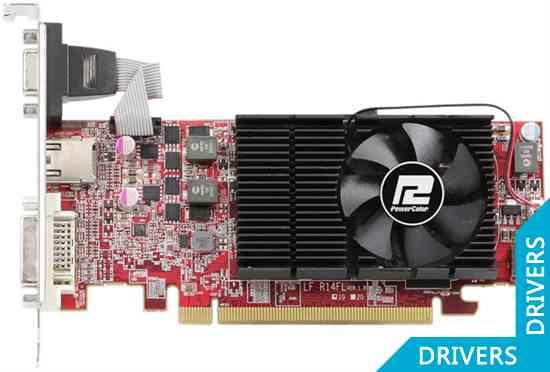 ���������� PowerColor HD 7750 1024MB GDDR5 V2 (AX7750 1GBD5-HLEV2)