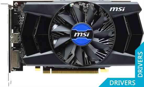 ���������� MSI R7 250 1024MB GDDR5 (R7 250 1GD5)