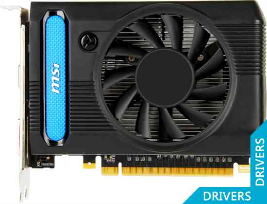 Видеокарта MSI GeForce GTX 650 Ti OC 1024MB GDDR5 V4 (N650Ti-1GD5/OCV4)