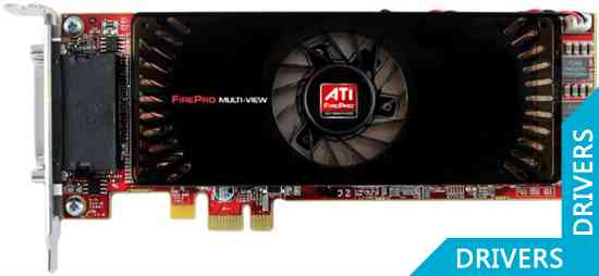 ���������� AMD FirePro 2450 512MB GDDR3 (100-505588)
