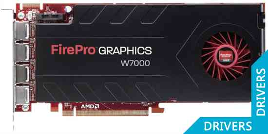 Видеокарта Sapphire FirePro W7000 4GB GDDR5 (31004-31-40A)