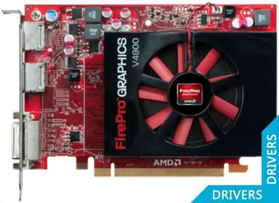 Видеокарта Sapphire FirePro V4900 1024MB GDDR5 (31004-24-40A)