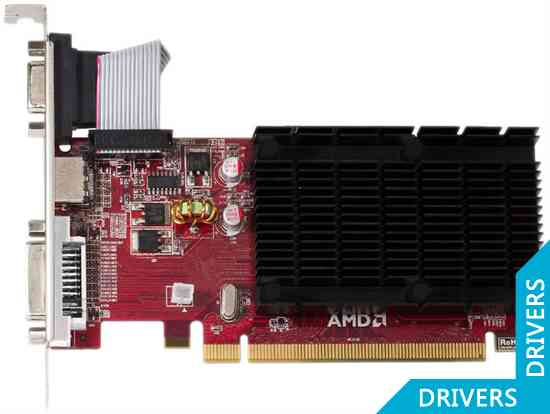 Видеокарта PowerColor Go! Green HD 5450 1024MB DDR3 V3 (AX5450 1GBK3-SHEV3)