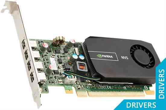 Видеокарта PNY NVS 510 2GB DDR3 (VCNVS510VGA-PB)