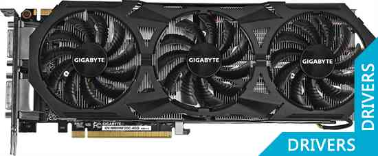 Видеокарта Gigabyte GeForce GTX 980 WindForce 3 OC 4GB GDDR5 (GV-N980WF3OC-4GD)