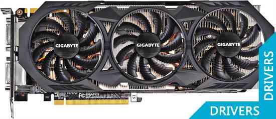 Видеокарта Gigabyte GeForce GTX 970 WindForce 3 OC 4GB GDDR5 (GV-N970WF3OC-4GD)