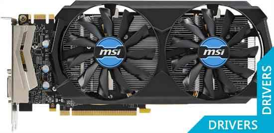 Видеокарта MSI GeForce GTX 970 4GB GDDR5 (GTX 970 4GD5T)