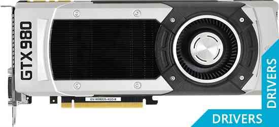 Видеокарта Gigabyte GeForce GTX 980 4GB GDDR5 (GV-N980D5-4GD-B)