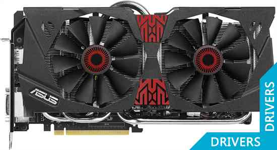 ���������� ASUS STRIX GTX 980 DirectCU II OC 4GB GDDR5 (STRIX-GTX980-DC2OC-4GD5)