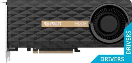 Видеокарта Palit GeForce GTX 970 4GB GDDR5 (NE5X970014G2-2041F)