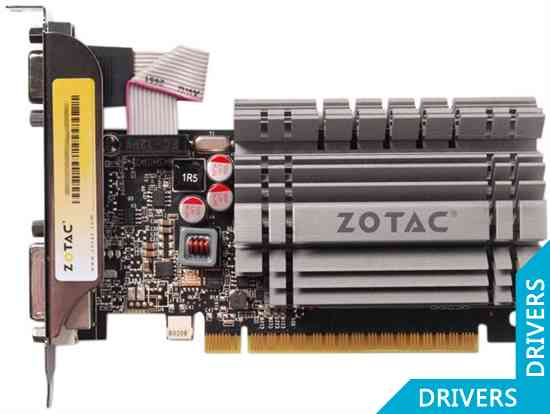 Видеокарта ZOTAC GeForce GT 720 ZONE Edition 1024MB DDR3 (ZT-71202-20L)