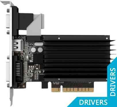 ���������� Gainward GeForce GT 720 SilentFX 2GB DDR3 (426018336-3309)