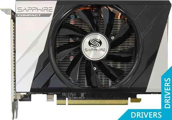 Видеокарта Sapphire R9 285 ITX Compact Edition OC 2GB GDDR5 (11235-06)