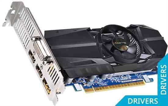 ���������� Gigabyte GeForce GTX 750 Ti OC 2GB GDDR5 (GV-N75TOC-2GL)