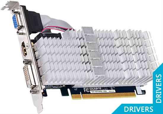 ���������� Gigabyte GeForce GT 730 2GB DDR3 (GV-N730SL-2GL)