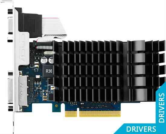 ���������� ASUS GeForce GT 720 Silent 2GB DDR3 (GT720-SL-2GD3-BRK)