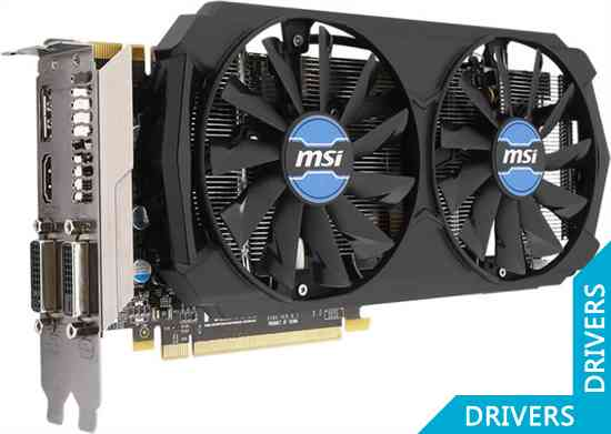 Видеокарта MSI GeForce GTX 760 OC 2GB GDDR5 (N760-2GD5T/OC)
