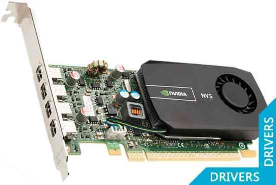 Видеокарта PNY NVS 510 2GB DDR3 (VCNVS510ATX-T)