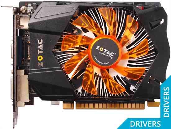 ���������� ZOTAC GeForce GTX 650 Ti Synergy 2GB GDDR5 (ZT-61107-10M)