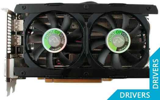 Видеокарта Point of View GeForce GTX 670 2GB GDDR5 (VGA-670-A1-2048-1)