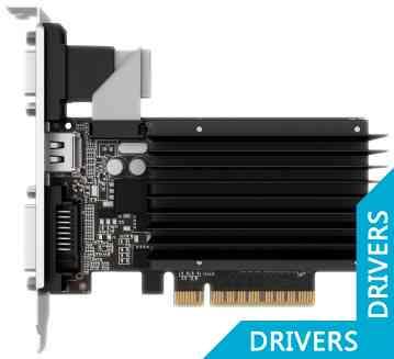 Видеокарта Gainward GeForce GT 730 SilentFX 2GB DDR3 (426018336-3224)