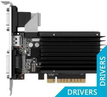 ���������� Gainward GeForce GT 730 SilentFX 1024MB DDR3 (426018336-3231)