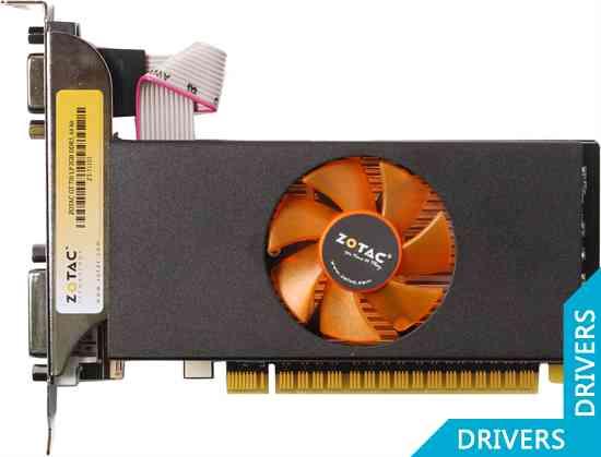 ���������� ZOTAC GeForce GT 730 2GB GDDR5 (ZT-71101-10L)