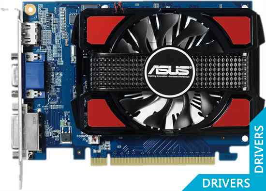 ���������� ASUS GeForce GT 730 2GB DDR3 (GT730-2GD3)