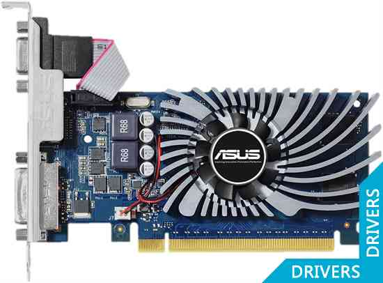 ���������� ASUS GeForce GT 730 1024MB GDDR5 (GT730-1GD5-BRK)