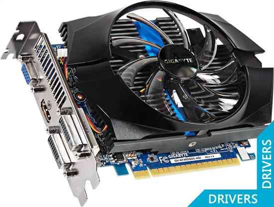 ���������� Gigabyte GeForce GT 740 OC 4GB GDDR5 (GV-N740D5OC-4GI)